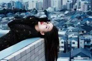 Tokyo Sky shot by Klara Blanc