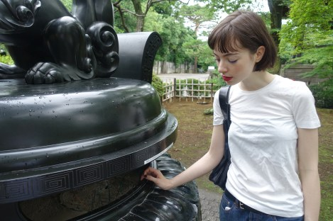 Gotokuji Shrine - Parisienne in Tokyo