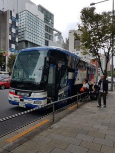 as monopo is growing, we had to rent a full bus!