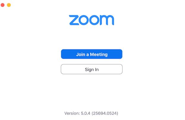 会議アプリズームのインストール方法