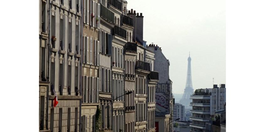Paris Lights Up Belleville Eastern Paris