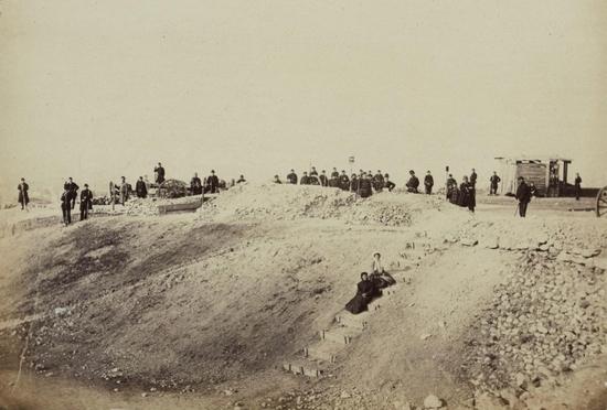 Buttes Chaumont Commune de Paris 1871 - Copie