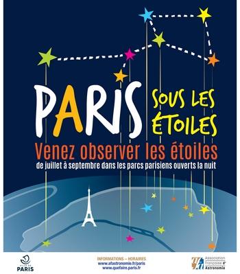 Paris Sous Les Etoiles
