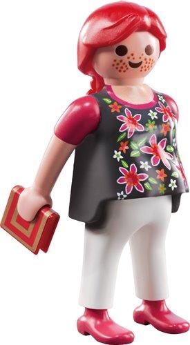 Première figurine Playmobil enceinte