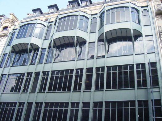 Immeuble 124 Rue Réaumur