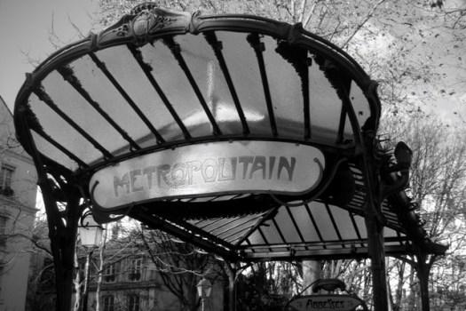 Station de métro Abesses 75018