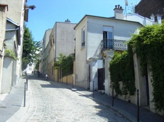 Campagne à Paris : Rue Laurence Savart 75020