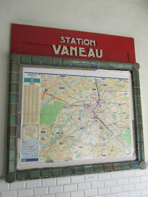 Station Vaneau