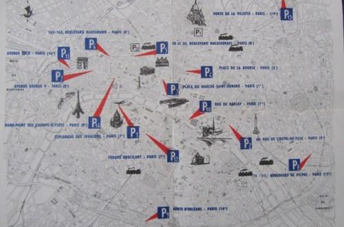 Les Parkings de Paris avant 1969