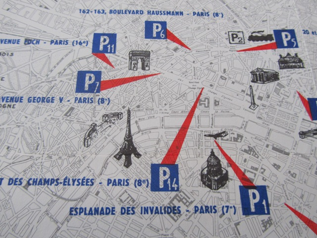 Les Parkings de Paris avant 1969
