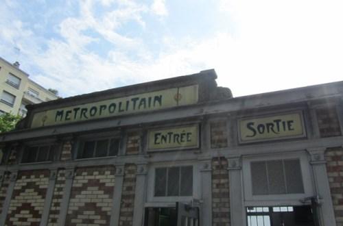 Station Saint-Jacques