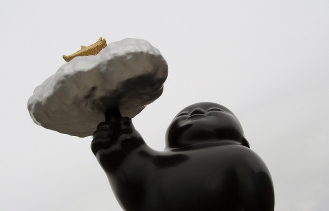 La légèreté monumentale de Li Chen