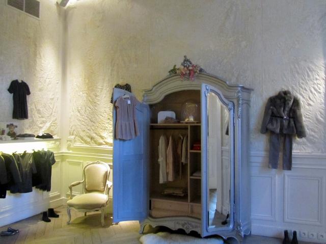 La Première Maison Bonpoint rue de Tournon