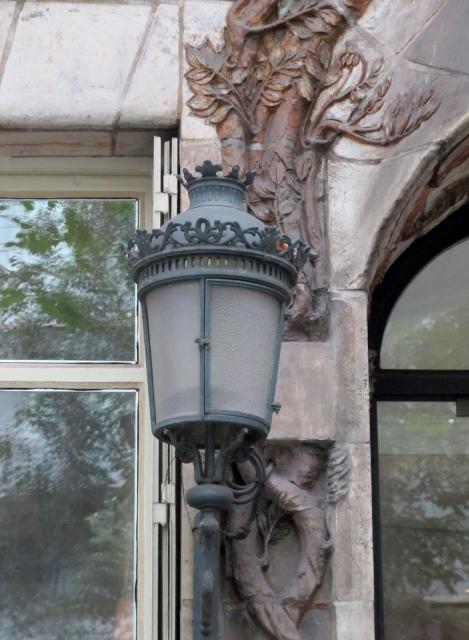 Ceramic Hotel de Jules Lavirotte