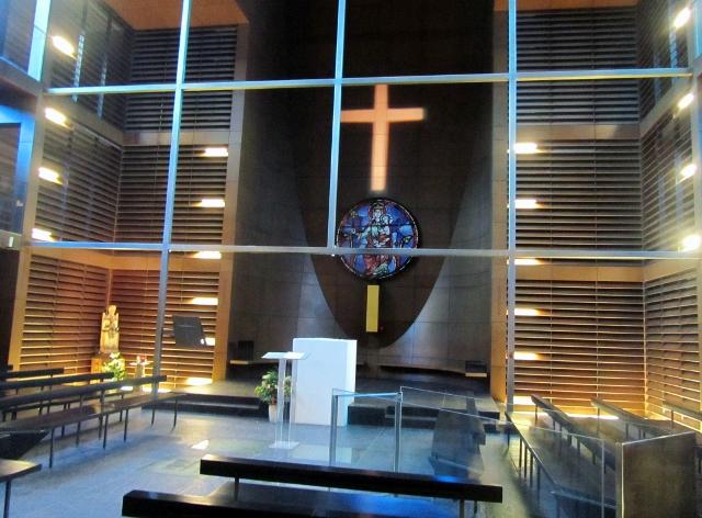 Eglise Notre-Dame de l'Arche d'Alliance