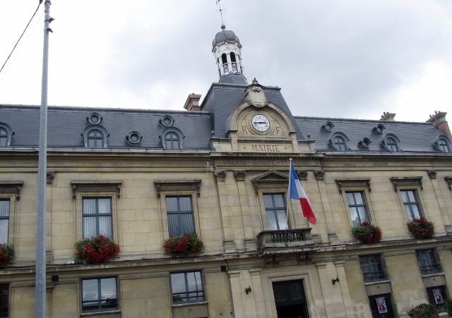 Mairie de Saint Ouen