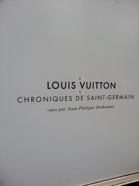 Louis Vuitton - Chroniques de Saint-Germain-des-Prés