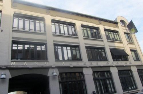 La Manufacture Design Saguez and Partners