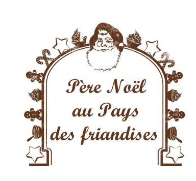 Père Noël aux Pays des Friandises