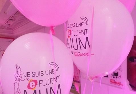 Spot e-fluent Mums 2013