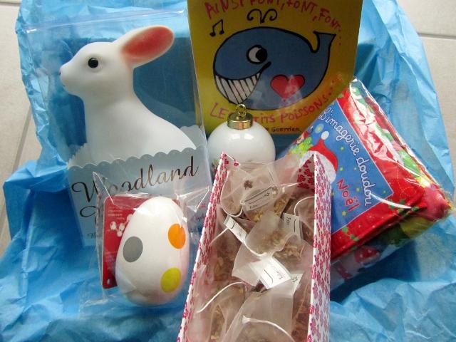 Coffret cadeau Coocoonoo offert par Guigoz