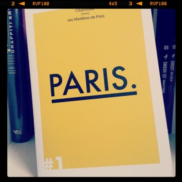 Une année parisienne (70)