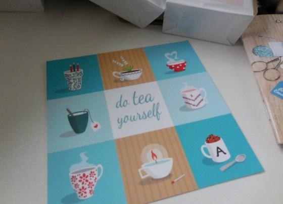 Envouthé Do Tea Yourself