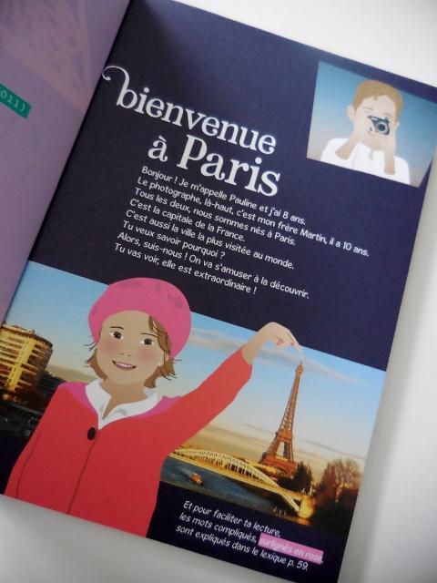 """""""Paris des enfants"""" des éditions Bonhomme de chemin"""