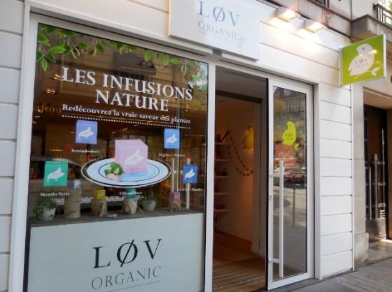 Løv Organic rue de Lévis