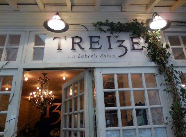 Treize… A Baker's Dozen