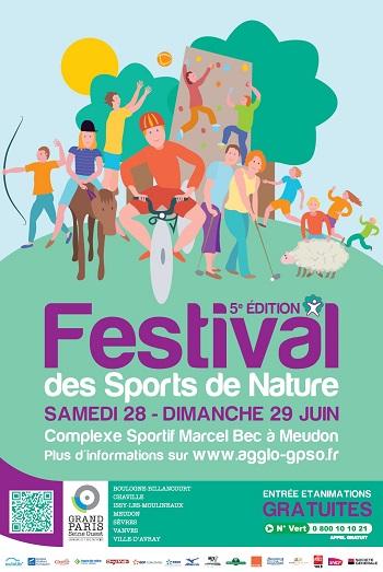 5ème édition du Festival des Sports de Nature