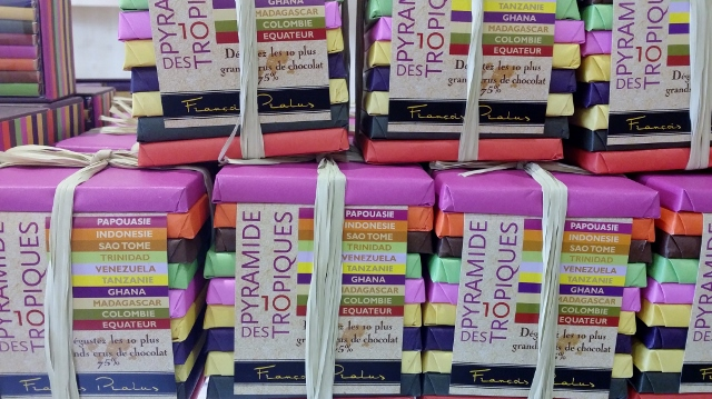 Chocolats François Pralus