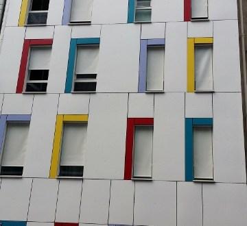 Immeuble 77 rue Orfila 75020