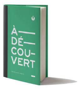 A Découvert, le guide 2014 des meilleures terrasses