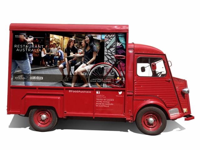 Food truck Restaurant Australia