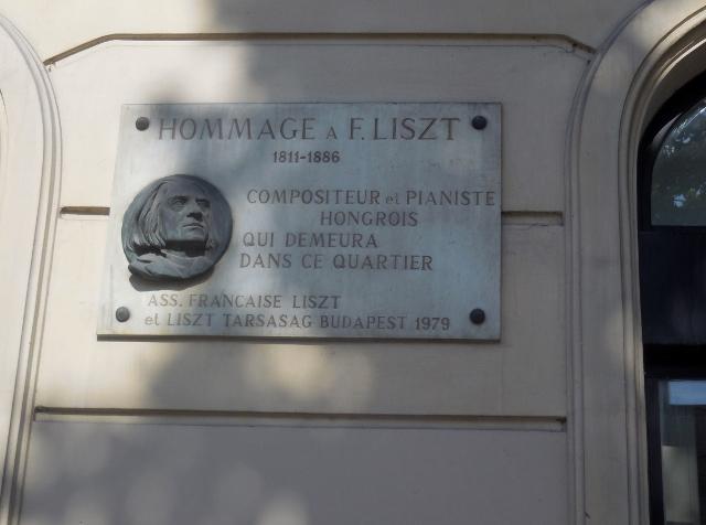 Place Franz Liszt