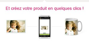 Application Androïd PhotoBox