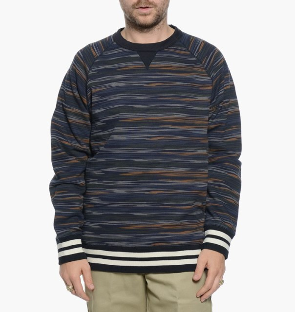 Hester Sweatshirt Wood Wood