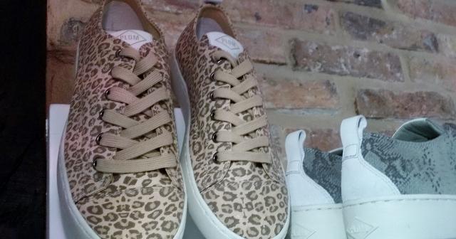 PLDM Ganama Print Leopard Dore