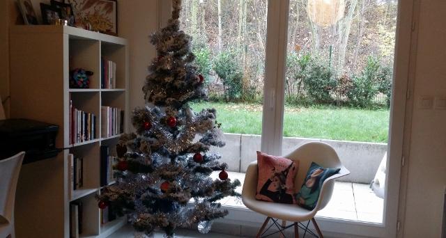Sapin de Noël et calendrier de l'Avent