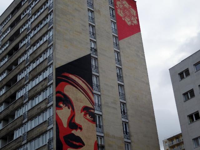 Balade dans la capitale du street art : le 13ème des quais de Seine à la Butte aux CaillesBalade dans la capitale du street art : le 13ème des quais de Seine à la Butte aux Cailles