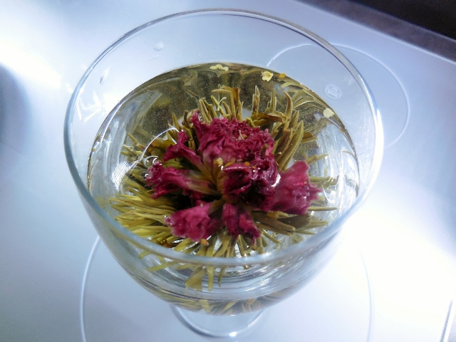 Fleurs de thé Flora Tea Paris
