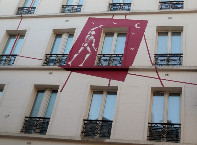 Jérôme Mesnager à L'Hôtel des Académies et des Arts