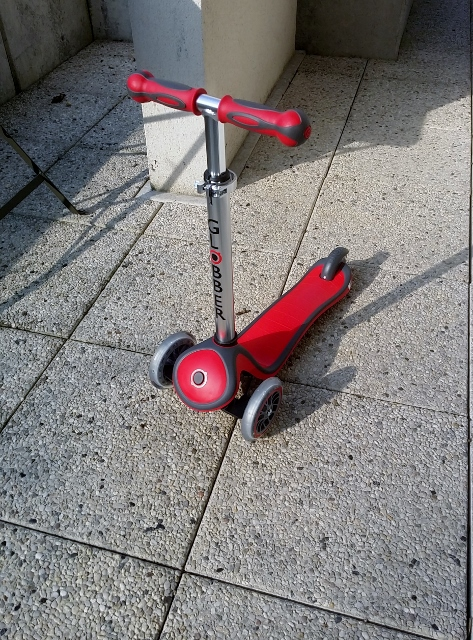 TROTTINETTE GLOBBER 3 ROUES MY FREE