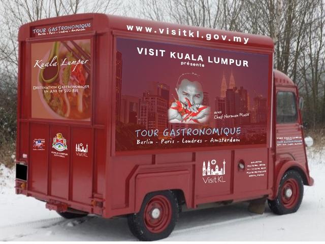 Tour Gastronomique de Kuala Lumpur
