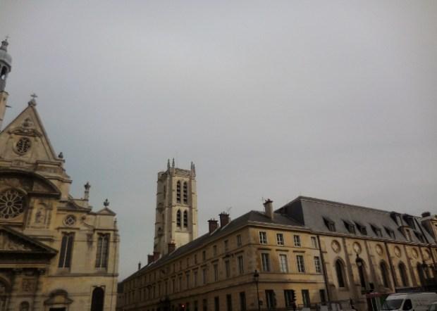 Tour Clovis du Lycée Henri IV