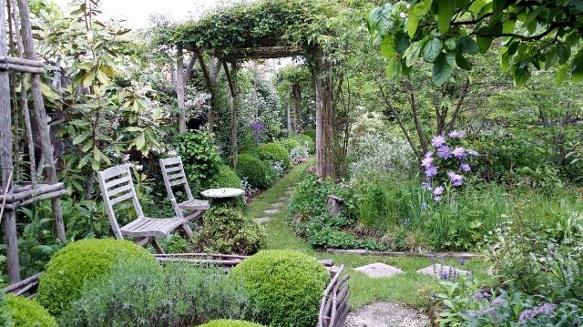 Le Jardin écologique de Sonja