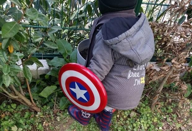 Mon Captain America