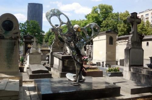 Personnalités et tombes remarquables du cimetière du Montparnasse