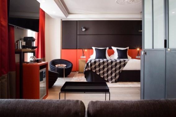 Terrass Hôtel Suite Exclusive Eiffel